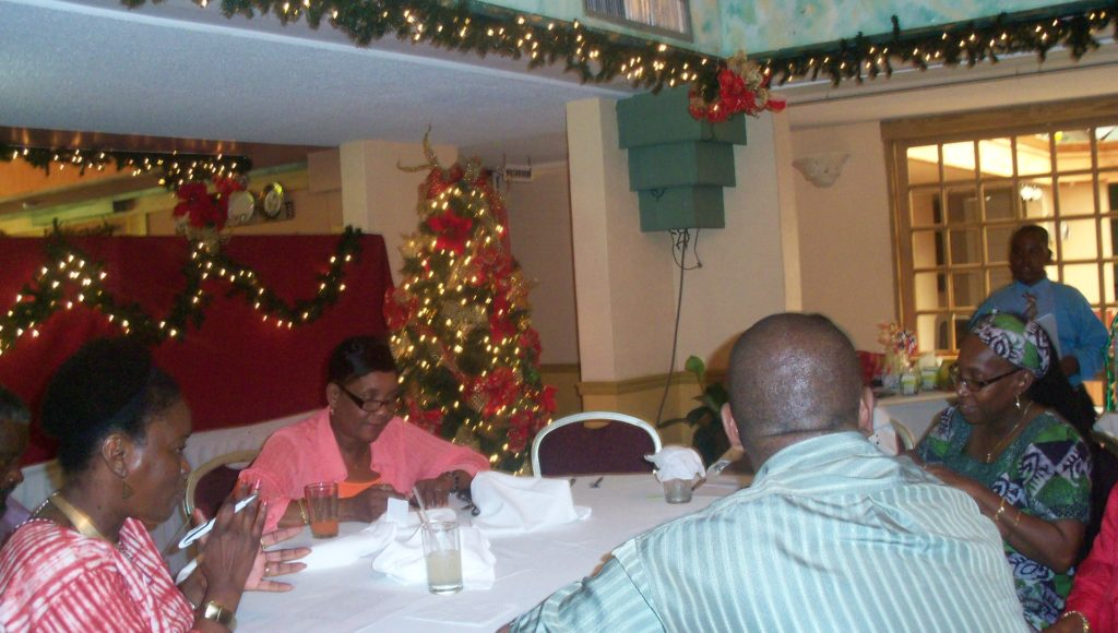 Christmas Luncheon 2012