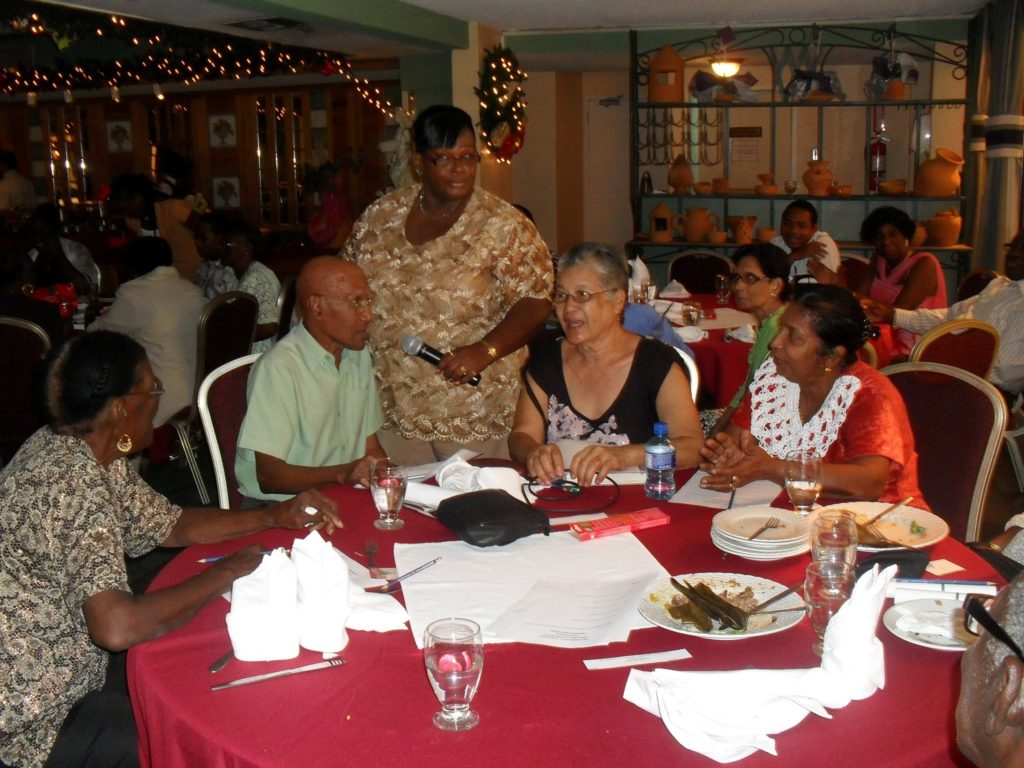 Christmas Luncheon 2011