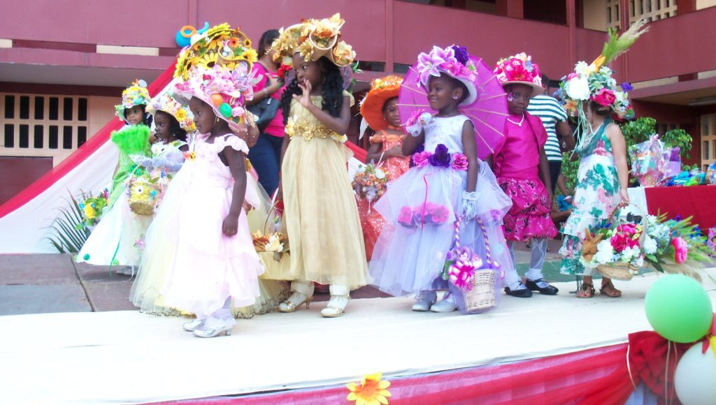 Easter Bonnet Parade 2012