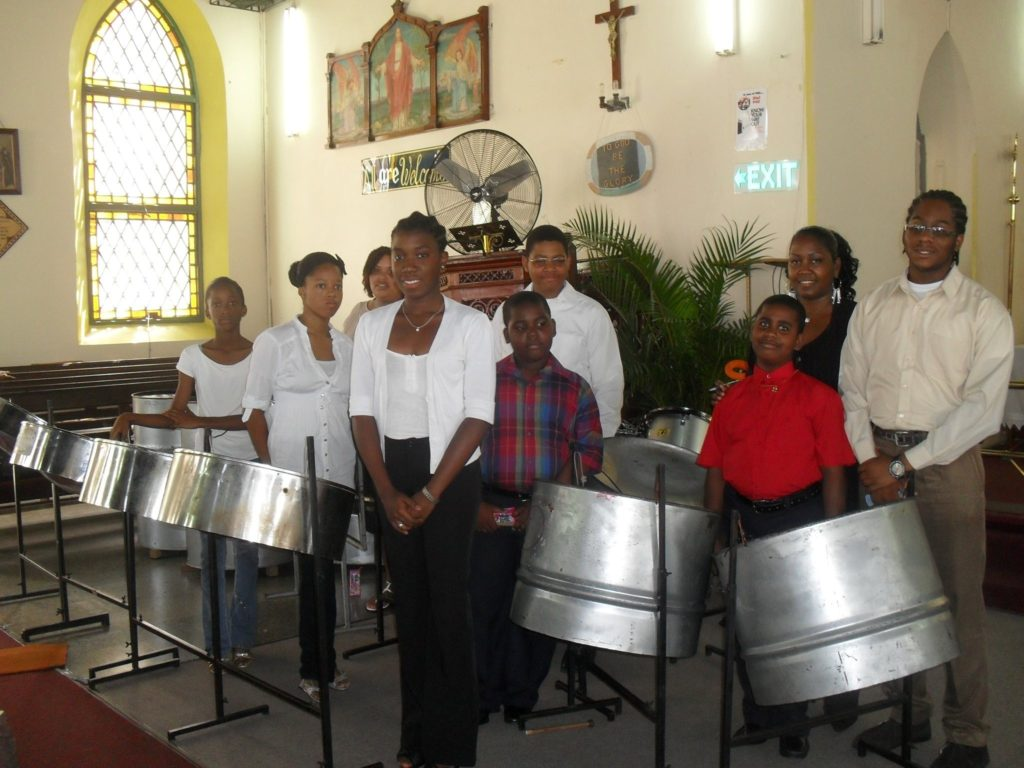 St. Margaret Anglican Church Steel Ensemble